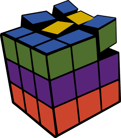 Pillowing - How To Fix - Rubiks Cube