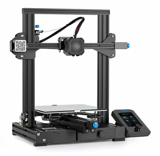 Creality Ender 3 V2 - 3D Printerly