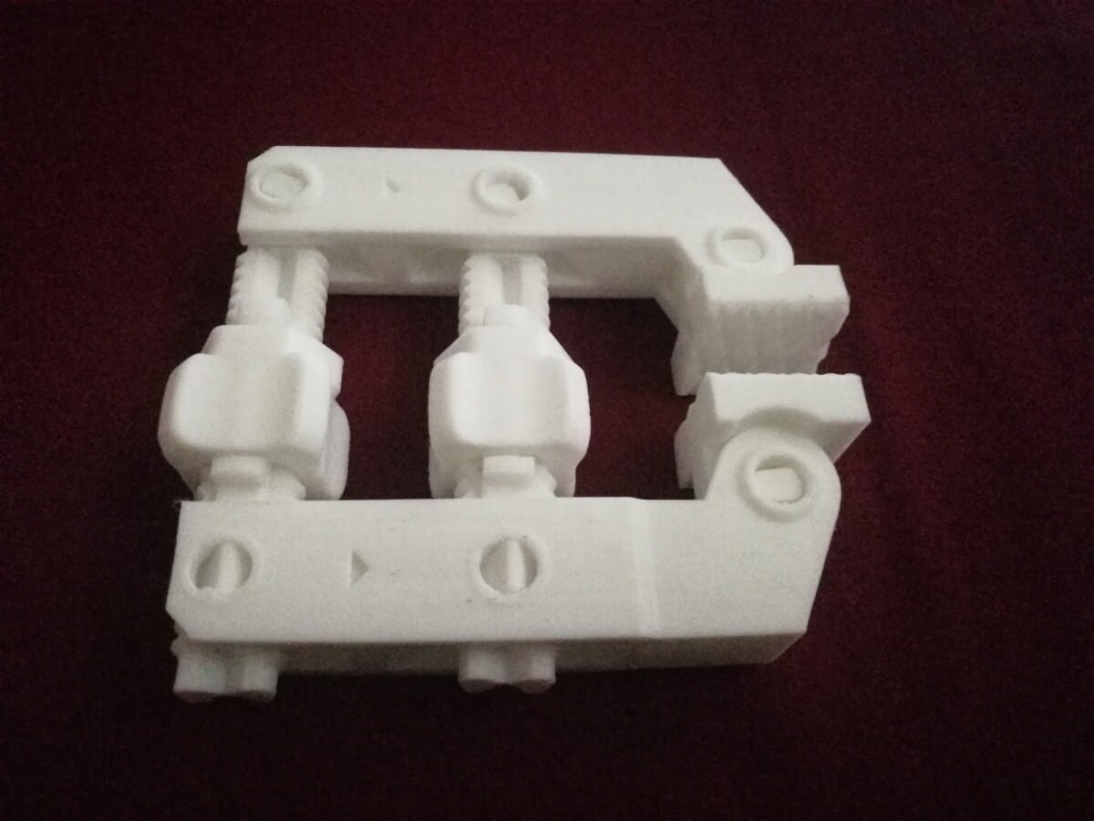 How Long Do 3D Prints Last - 3D Printed Clamp