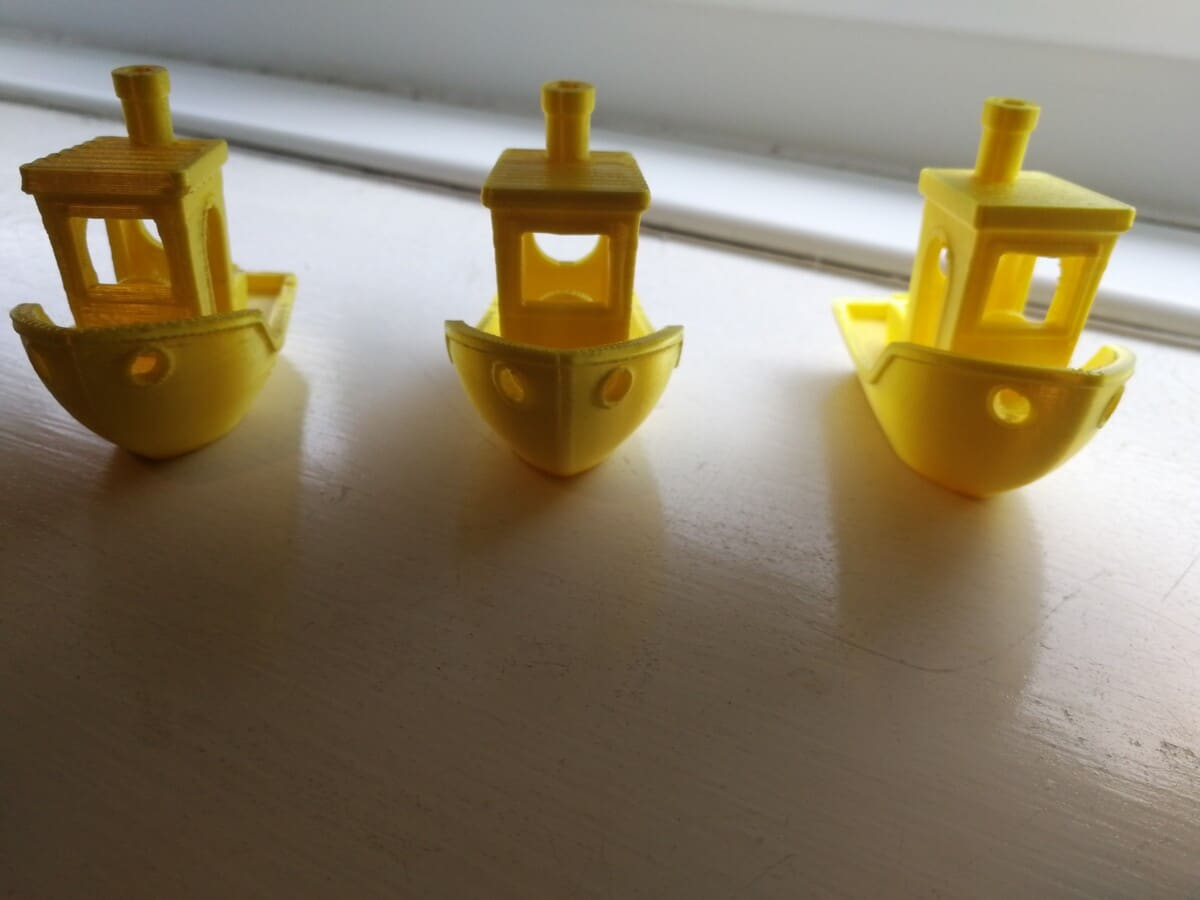 Best Layer Height 0.3mm, 0.2mm, 0.1mm Benchy - 3D Printerly