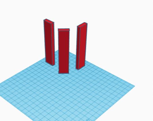 Best Part Orientation - Vertical Blocks - 3D Printerly