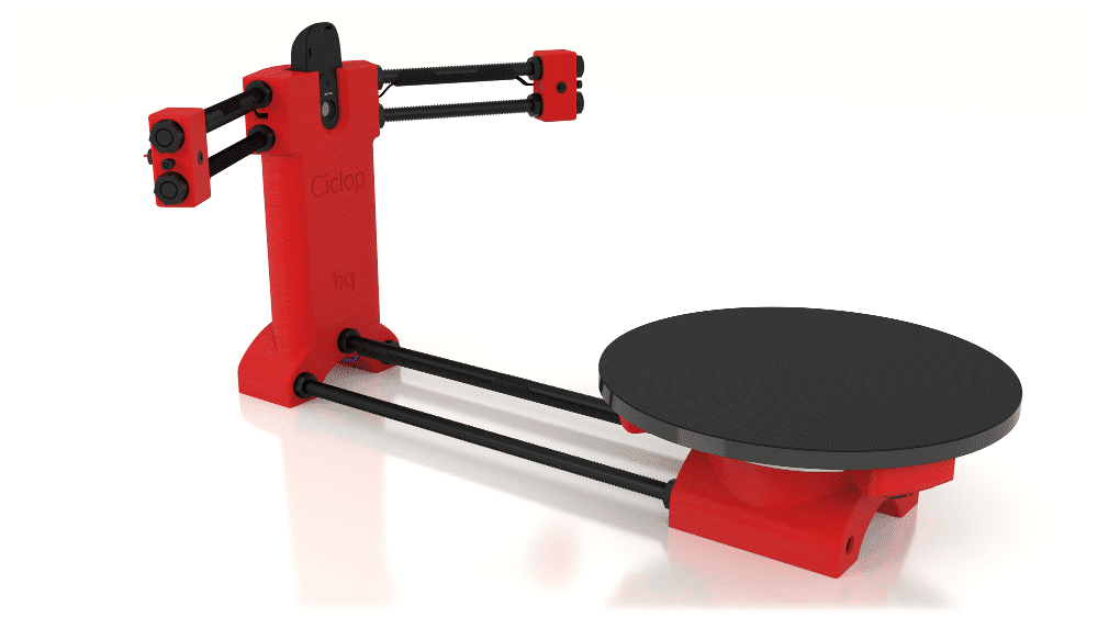 Ciclop DIY 3D Scanner - 3D Printerly