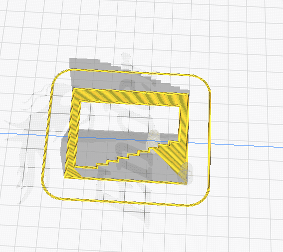Perimeters Not Touching - Cura Preview - 3D Printerly
