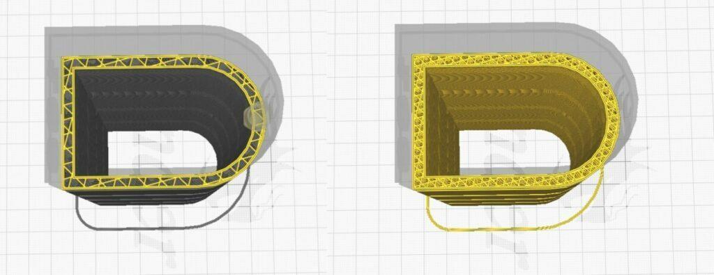 Speed Vs Quality - 30% & 60% Infill - 3D Printerly
