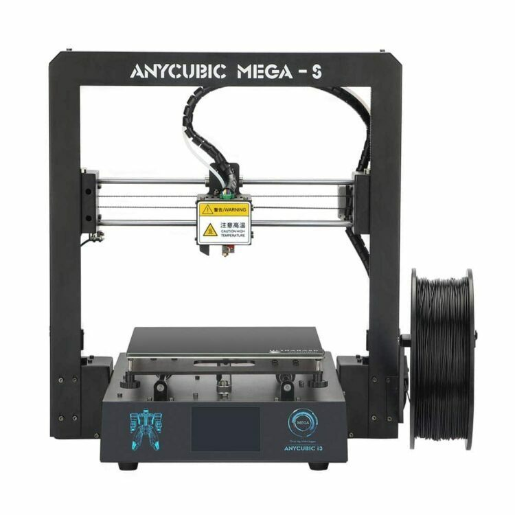 Anycubic Mega-S Review - 3DPrinterly