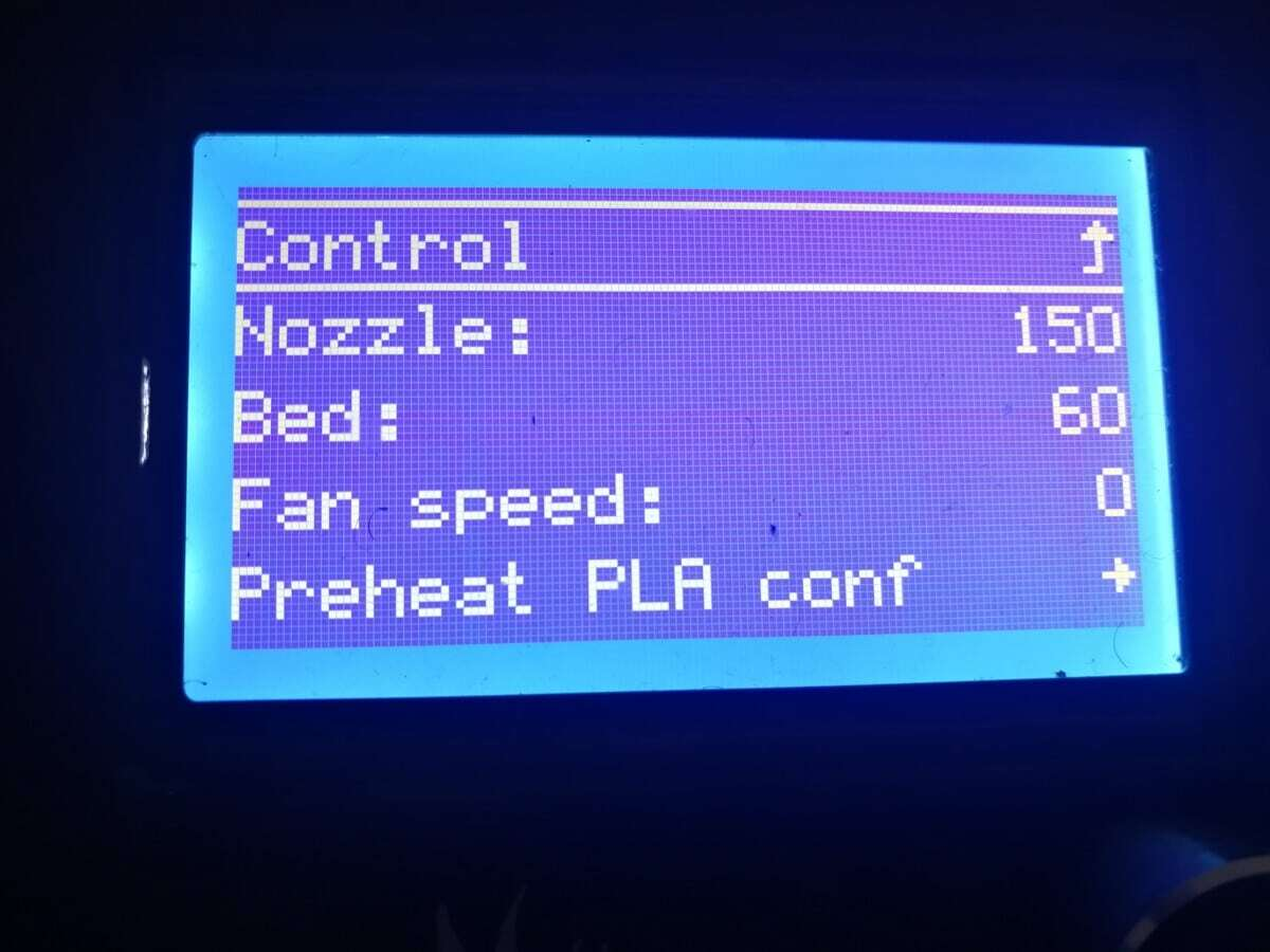 Bed Level - Nozzle & Bed Temperature Setting - 3D Printerly