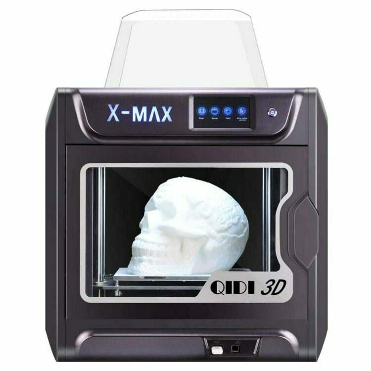 QIDI Tech X-Max Review - 3DPrinterly