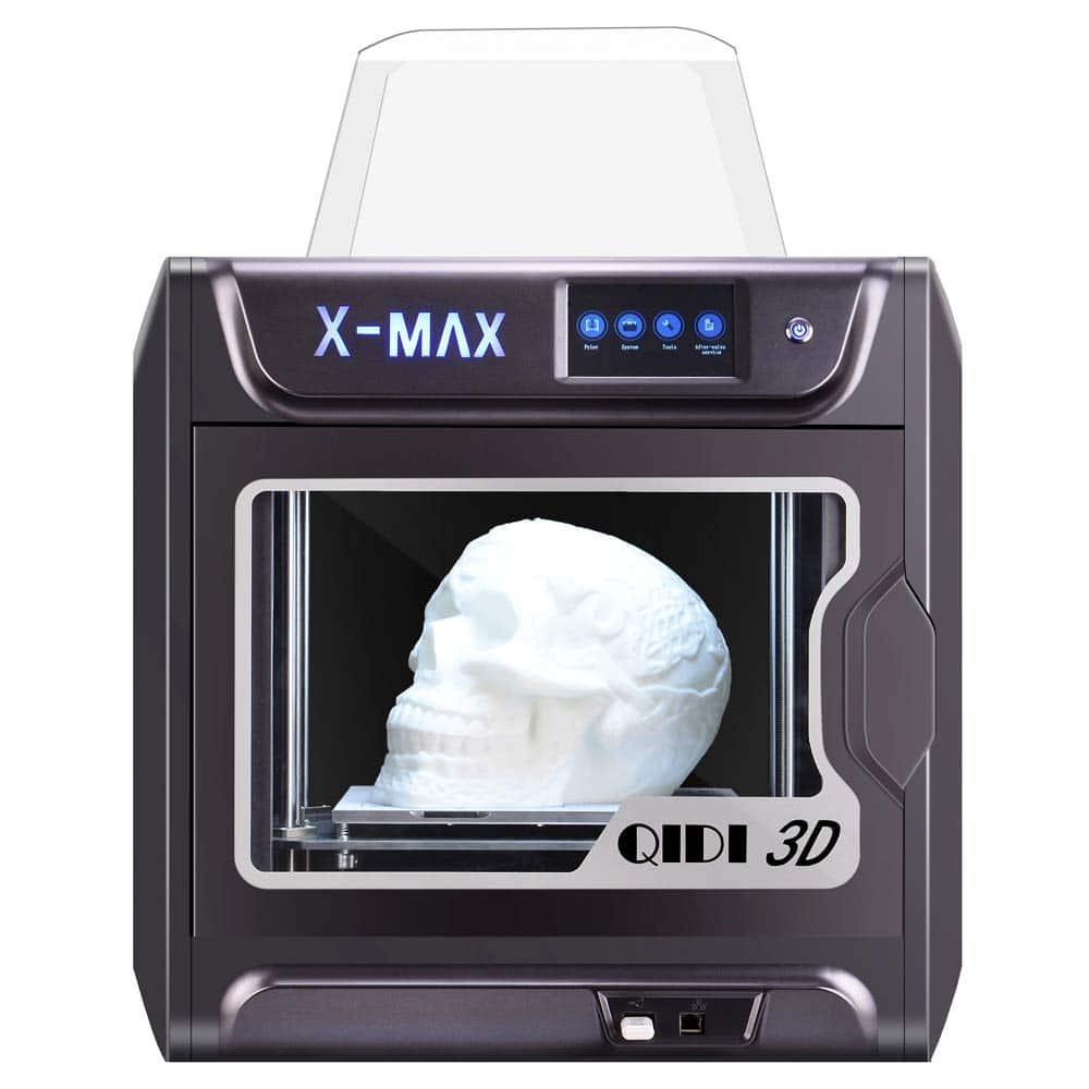 Best Enclosed 3D Printer (Qidi Tech X-Max) - 3DPrinterly