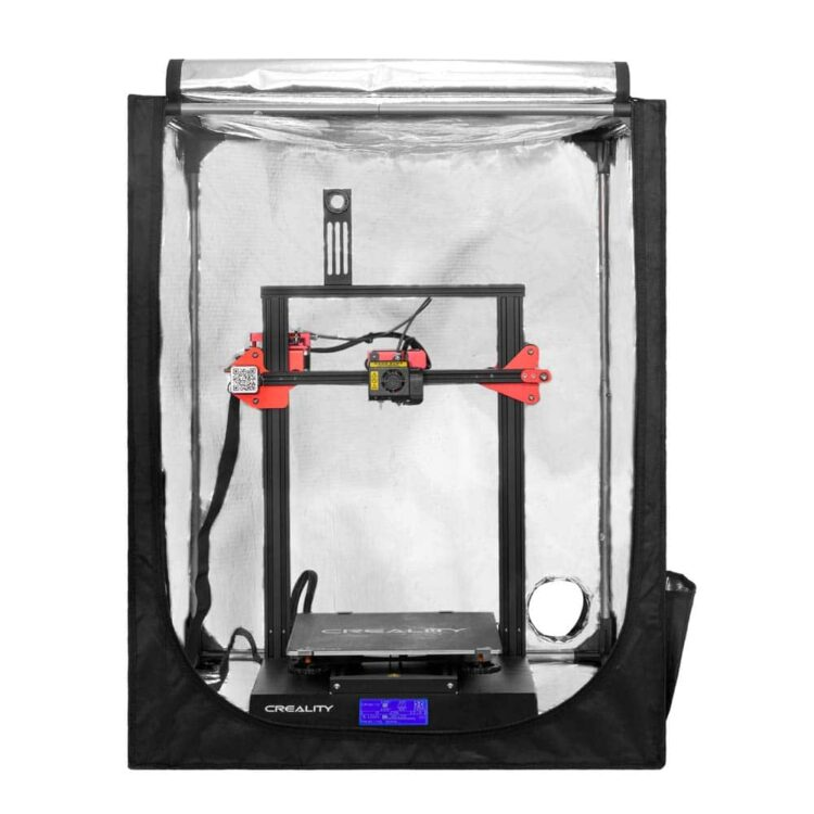 Creality 3D Printer Fireproof Enclosure Review - Worth Buying or Not?