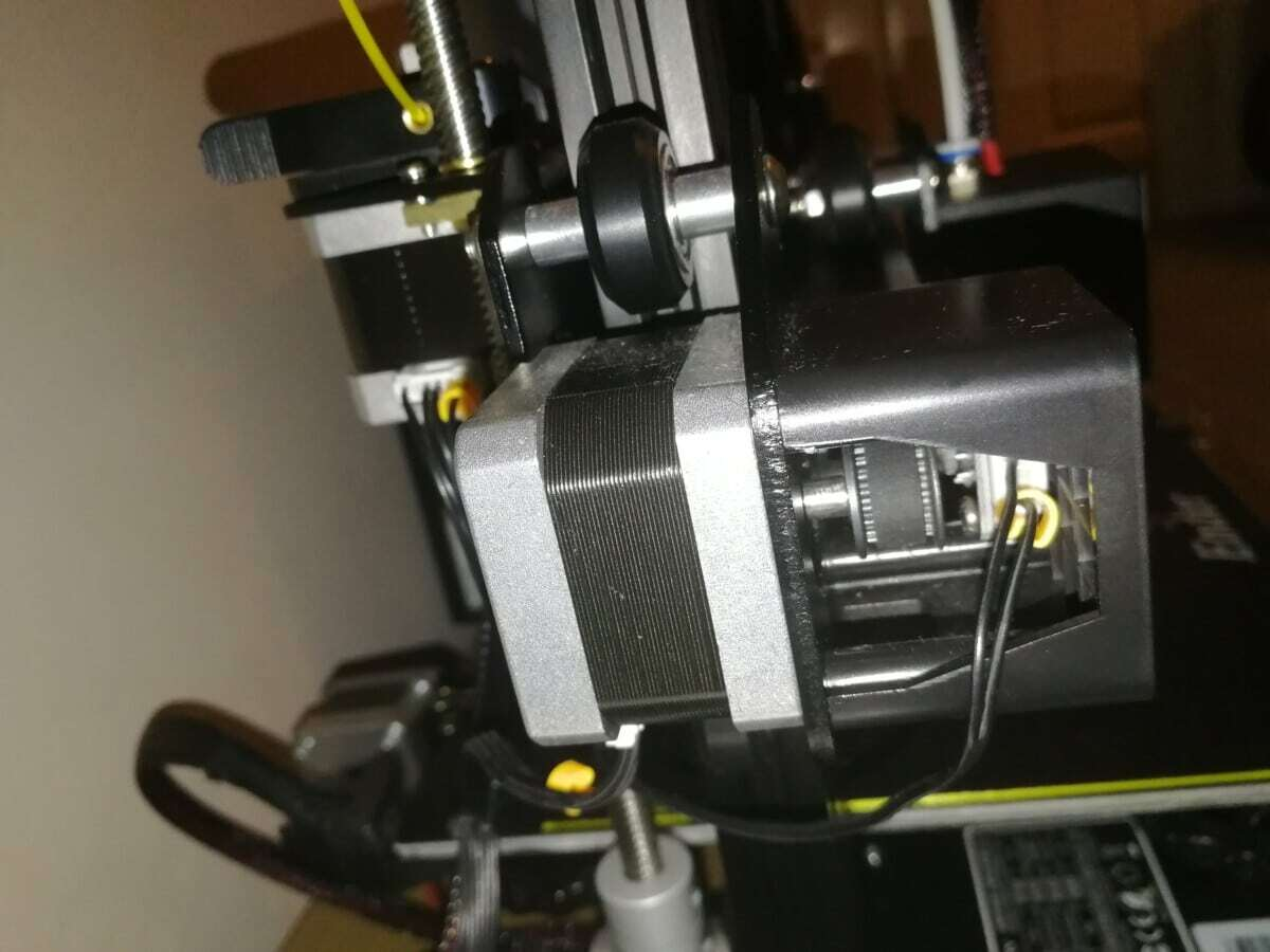Fix Filament Feeder - Weak Extruder Motor - 3DPrinterly
