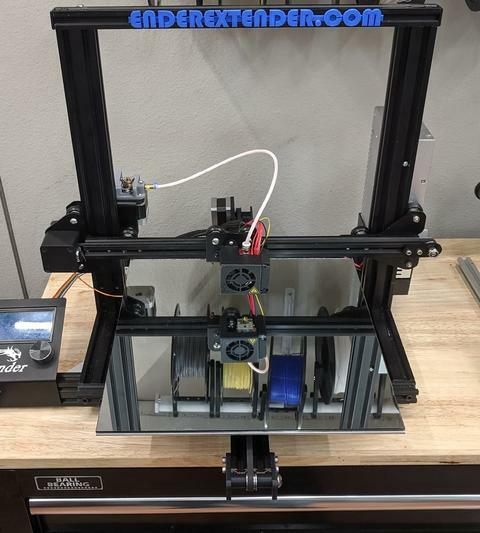 Make Ender 3 Bigger - Ender Extender 300 (Pro) - 3D Printerly