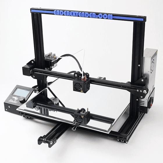 Make Ender 3 Bigger - Ender Extender 400 (Non-Pro) - 3D Printerly