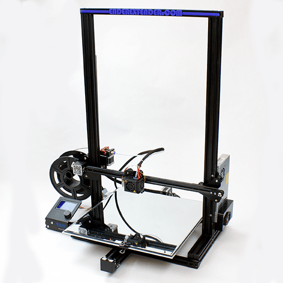 Make Ender 3 Bigger - Ender Extender 400XL (Pro) - 3D Printerly