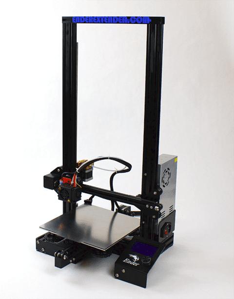 Make Ender 3 Bigger - Ender Extender XL - 3D Printerly
