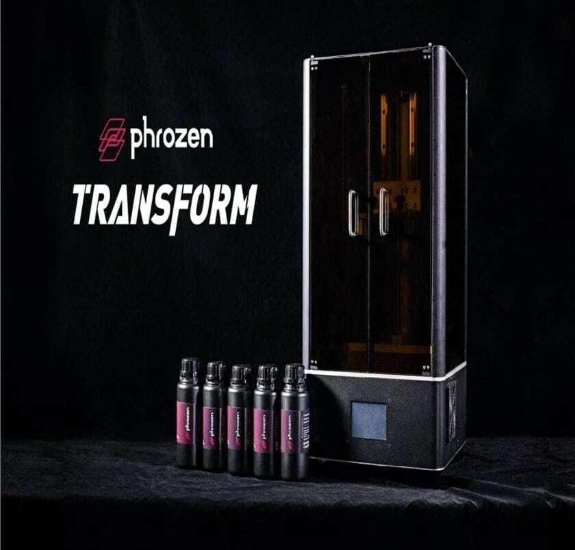 Best Large Resin 3D Printer - Phrozen Transform - 3D Printerly