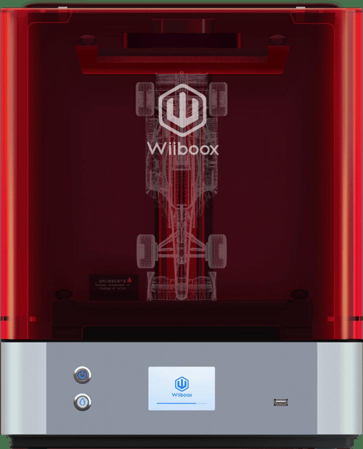 Best Large Resin 3D Printer - Wiiboox Light 280 - 3D Printerly