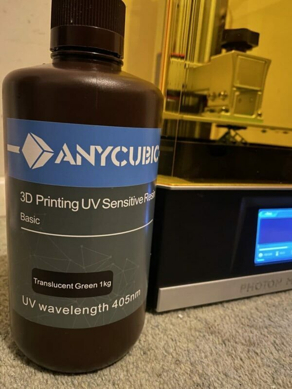 Can You Mix Different Resin - Anycubic Resin - 3D Printerly