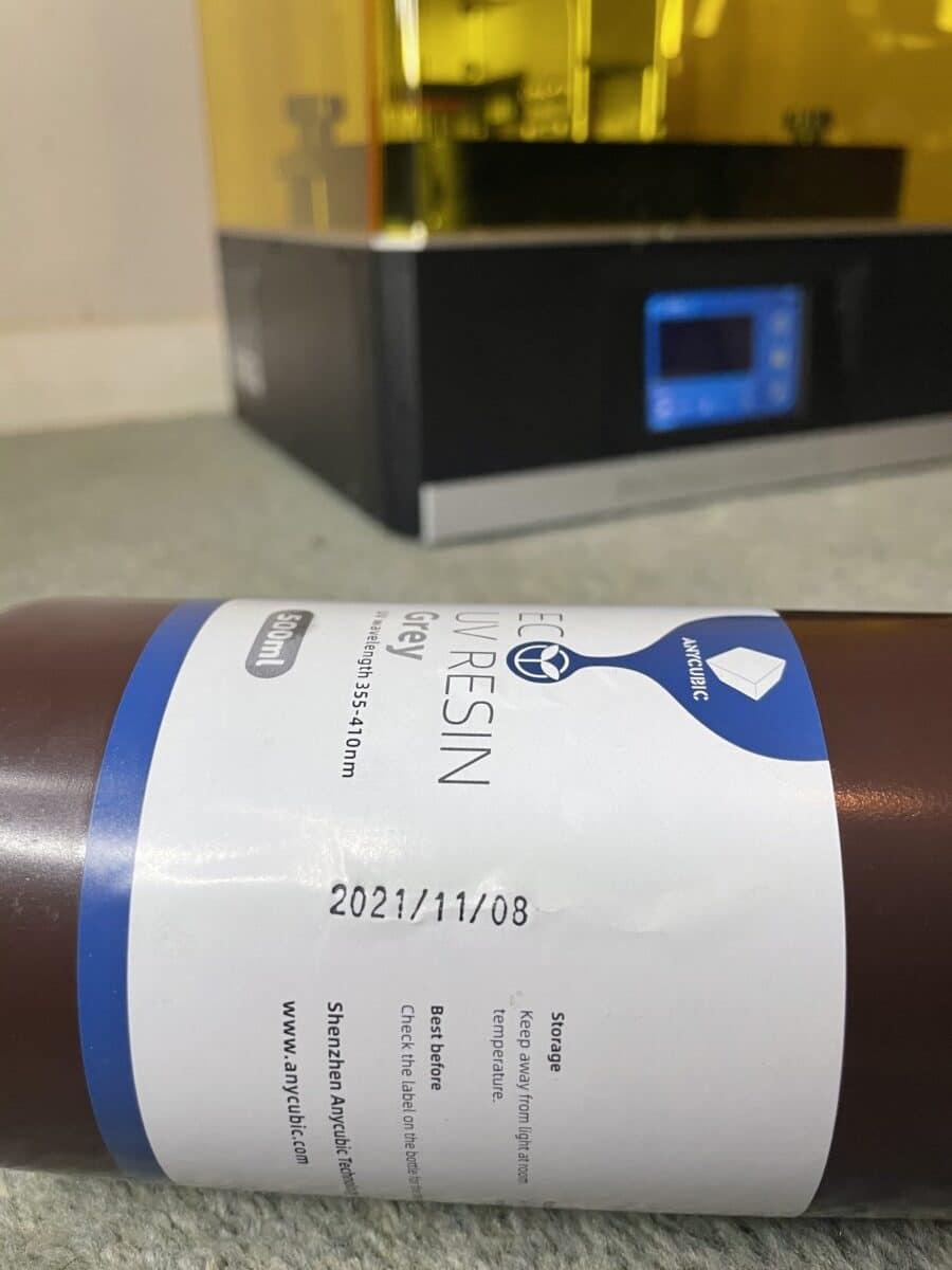 Leaving Uncured Resin In Vat - Resin Best Before Date - 3D Printerly