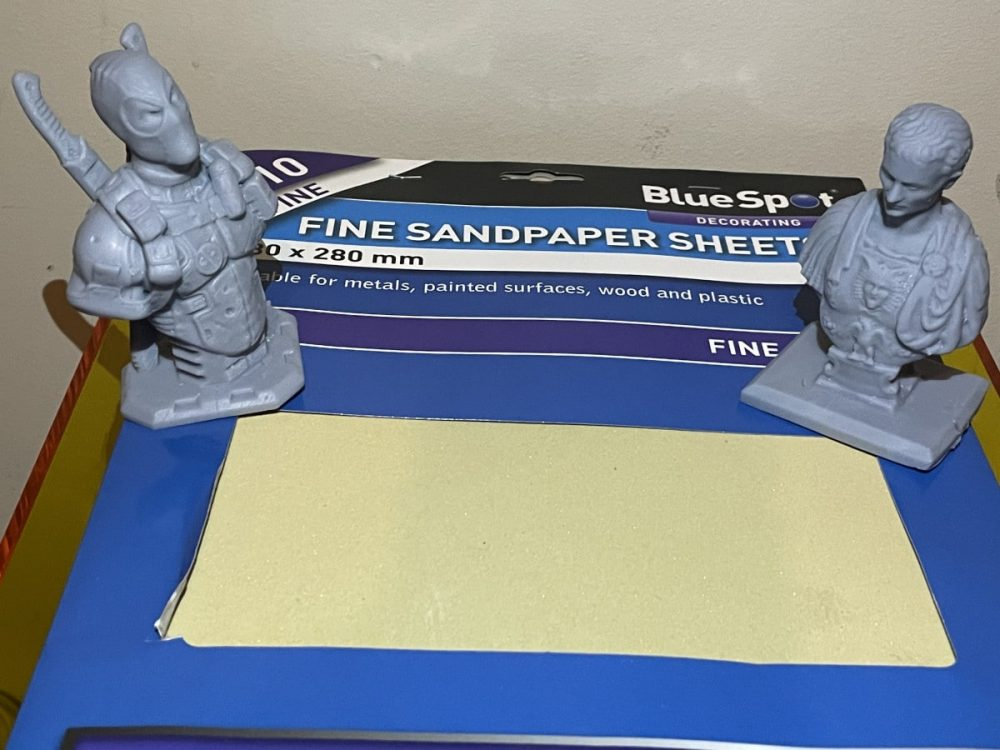 Best Way How to Sand, Smooth & Paint 3D Printed Objects & Surfaces