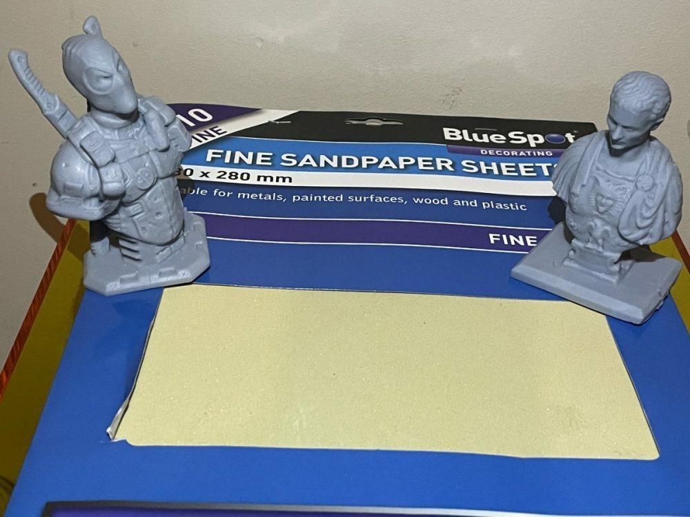 Best Way to Smooth & Sand 3D Prints - Sandpaper - 3D Printerly