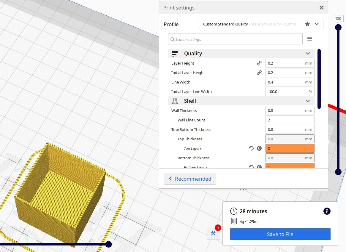 How to Calibrate 3D Printer Temperature - Calibration Cube Flow Rate - 3D Printerly