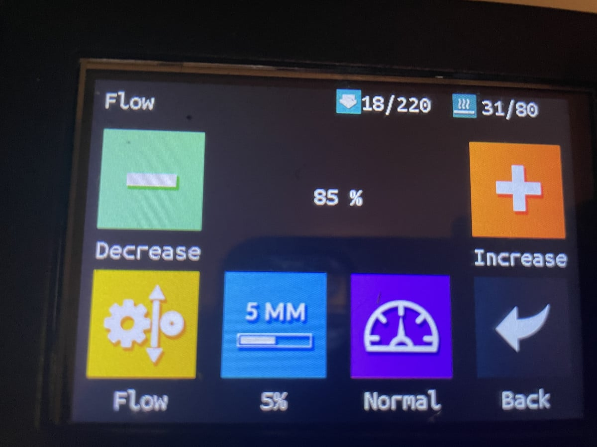 How to Calibrate 3D Printer Temperature - Changing Flow Rate in 3D Printer - 3D Printerly