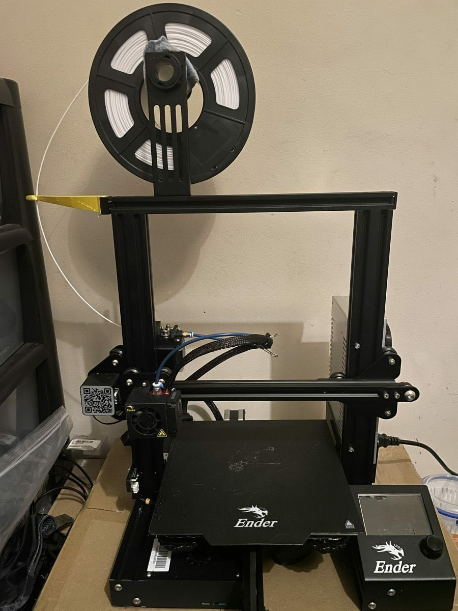 How to Fix Z-Axis Falling - Ender 3 - 3D Printerly