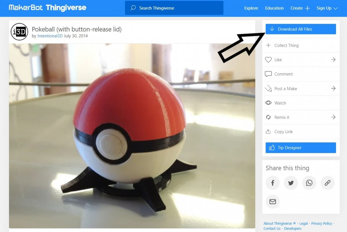 How to 3D Print From Thingiverse to 3D Printer – Ender 3 & More