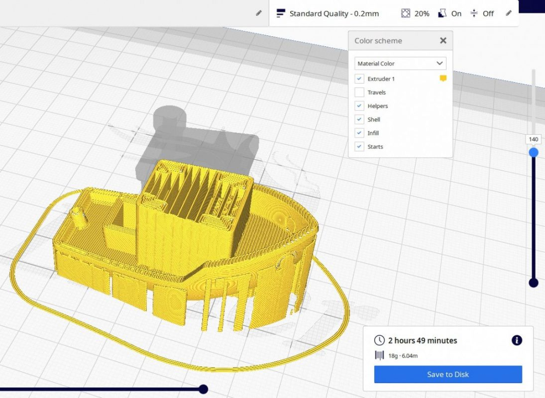 How to Improve 3D Benchy Quality - 3D Benchy With Supports - 3D Printerly