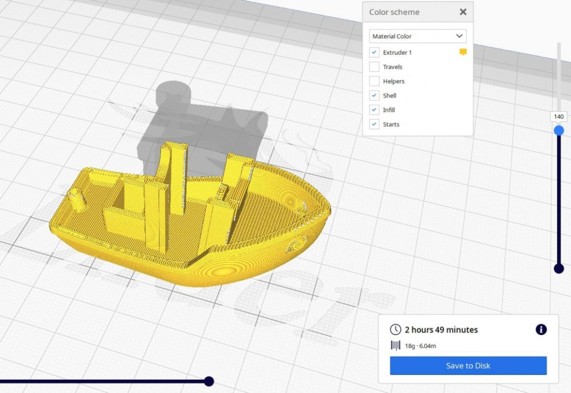 How to Improve 3D Benchy Quality - 3D Benchy Without Supports - 3D Printerly