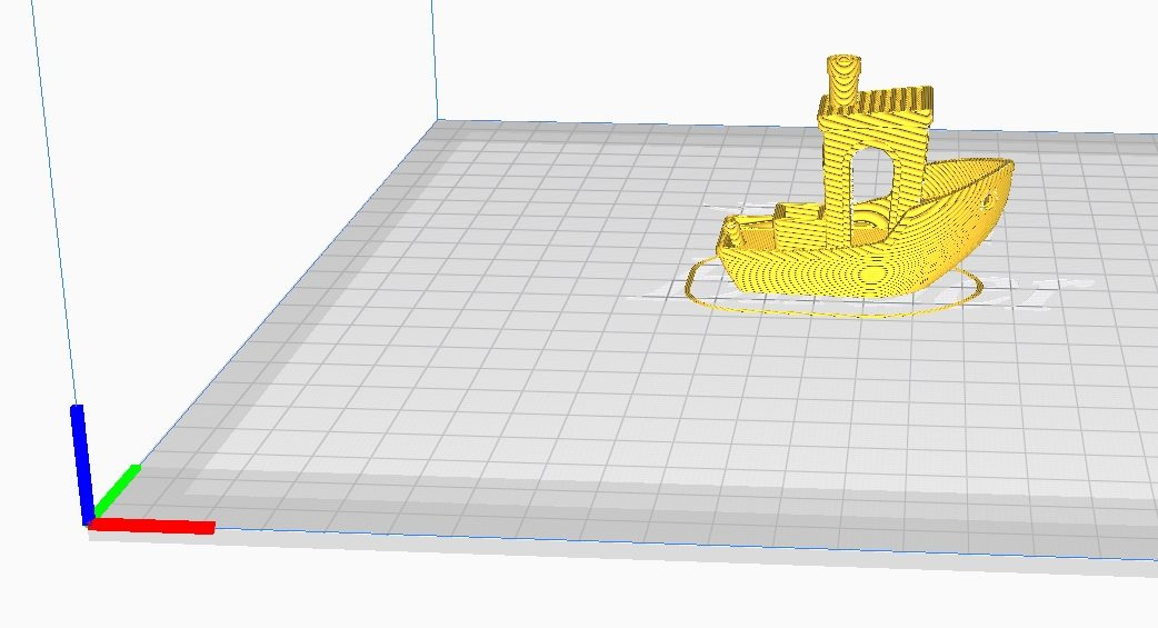 How to Improve 3D Benchy Quality - Hide Seams Position - 3D Printerly