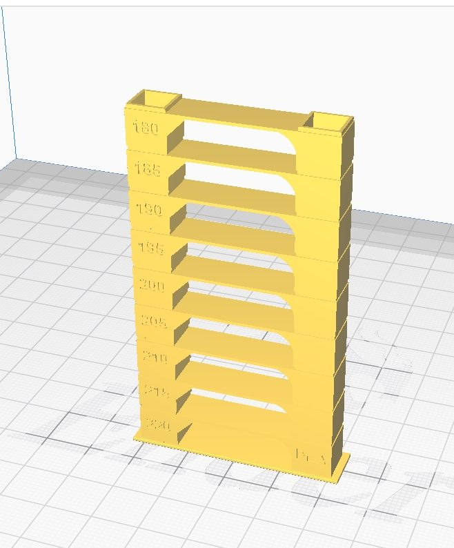 How to Improve 3D Benchy Quality - PLA Temperature Tower - 3D Printerly