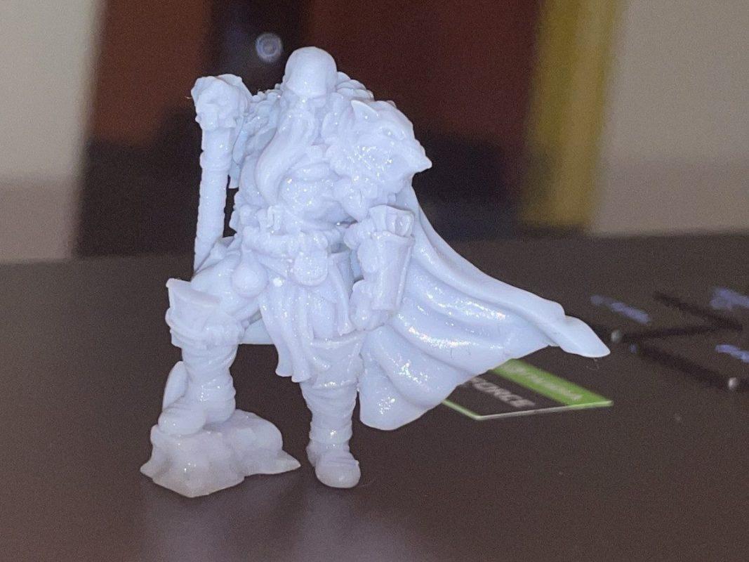 Voxelab Proxima 6.0 Review - Barbarian Chieftan - 3D Printerly