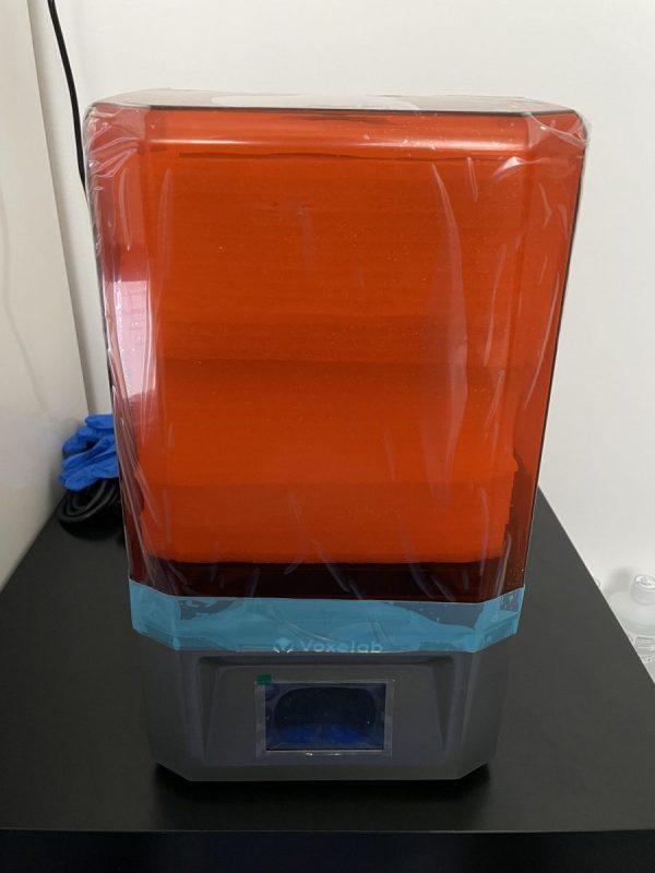 Voxelab Proxima 6.0 Review - Wrapped Proxima 6.0 Printer - 3D Printerly