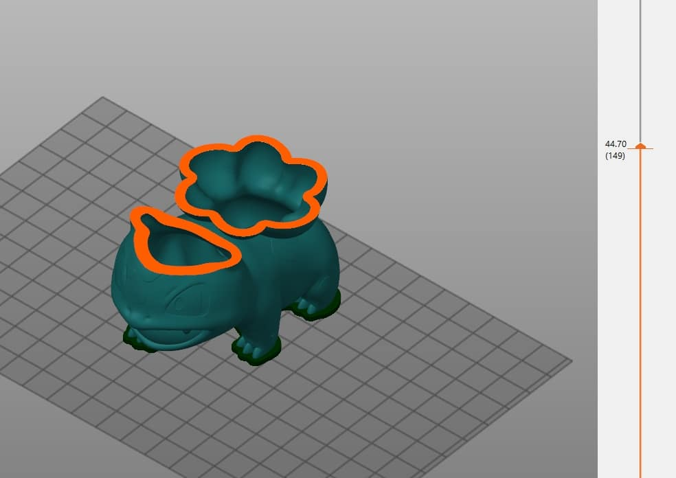 How to Hollow Resin Prints Properly - Hollowed Model in PrusaSlicer - 3D Printerly