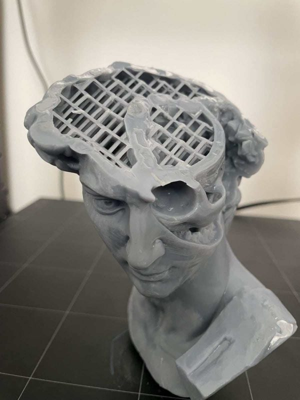 How to Hollow Resin Prints Properly - Resin Print 20% Infill - 3D Printerly