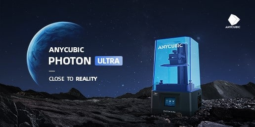 Anycubic Photon Ultra DLP Release - Photon Ultra Banner - 3D Printerly