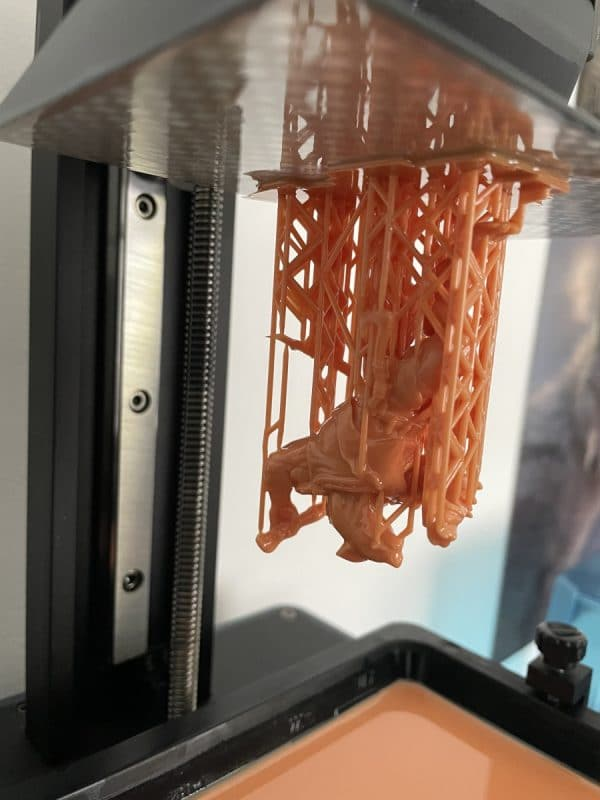 Anycubic Photon Ultra Review - Gnoll Print - 3D Printerly