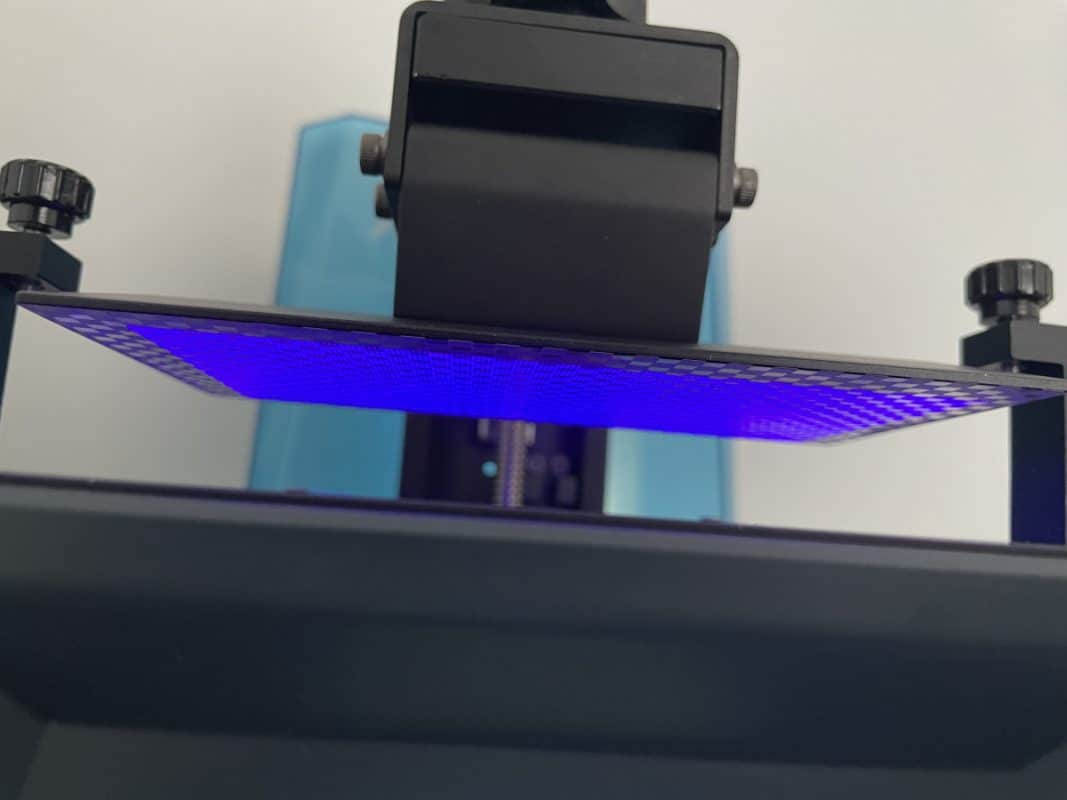Anycubic Photon Ultra Review - Photon Ultra Exposure 1 - 3D Printerly