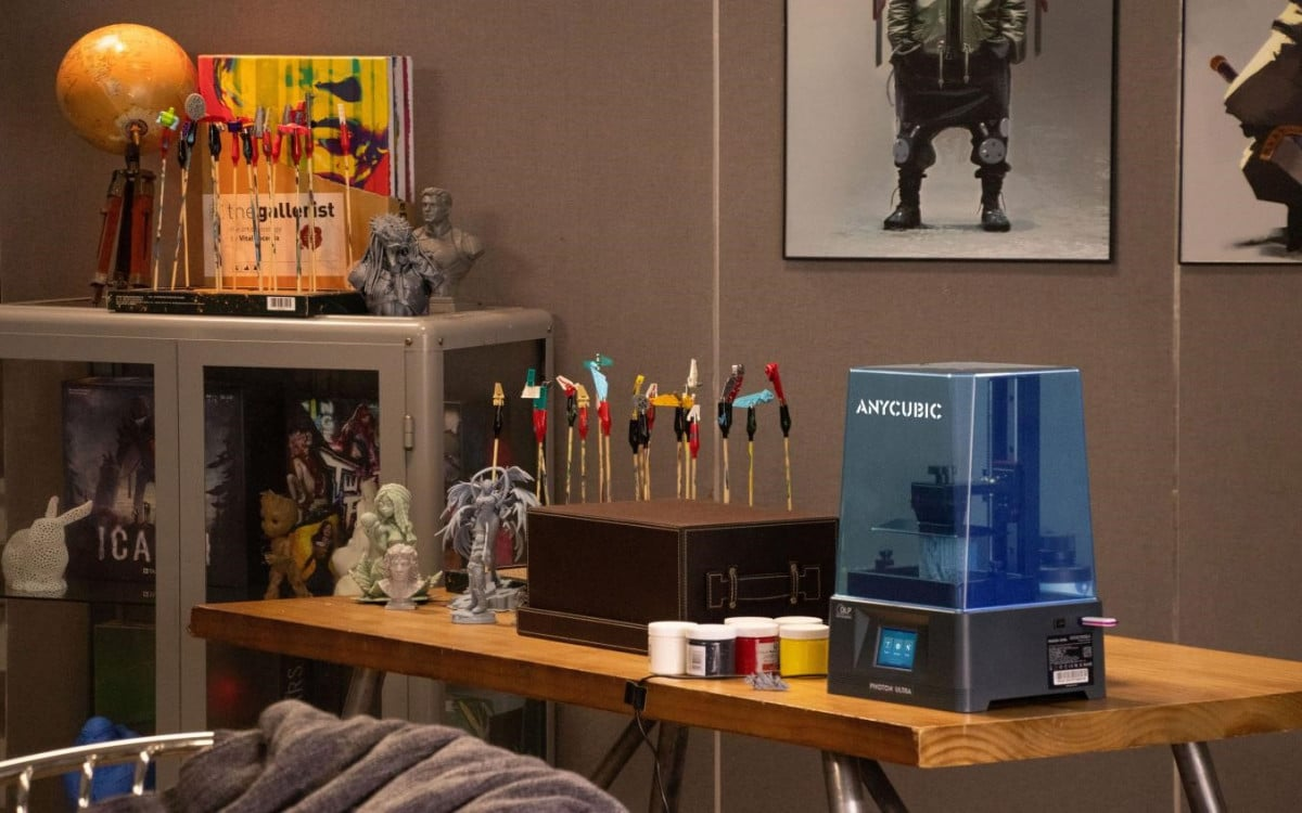 Anycubic Photon Ultra Official Kickstarter - Photon Ultra Picture 1 - 3D Printerly