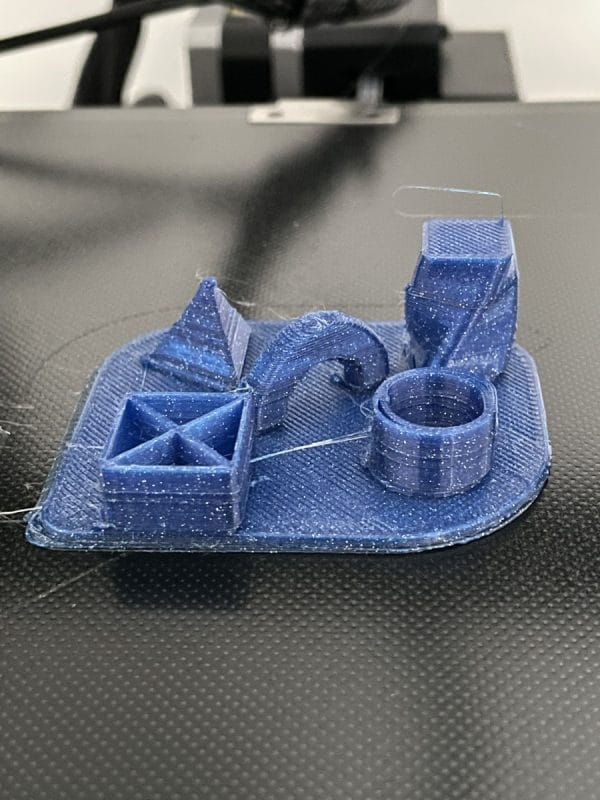 Voxelab Aquila X2 Review - First Test Print Result - 3D Printerly