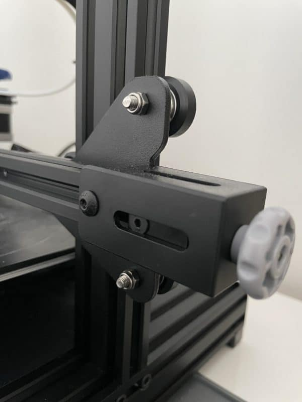 Voxelab Aquila X2 Review - XY Tensioners - 3D Printerly